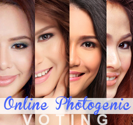 Miss Philippines Earth 2016 Online Photogenic Voting