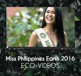 Miss Philippines Earth 2016 Eco-Videos