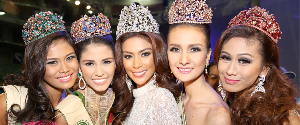 Miss Philippines-Earth 2013 winners