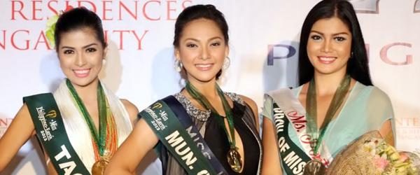 Resorts Wear Competition Winners